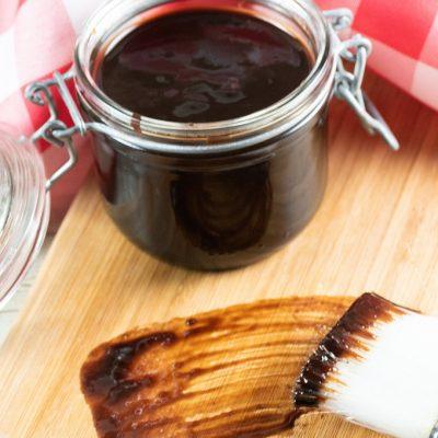 Homemade Balsamic BBQ Sauce
