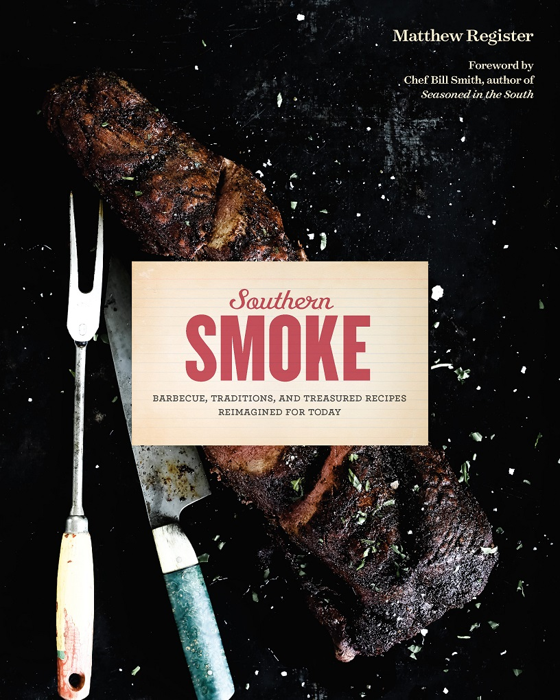 Cover of Southern Smoke BBQ Cookbook