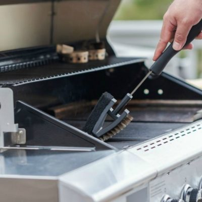 How to Clean a BBQ Grill – Spring Cleaning