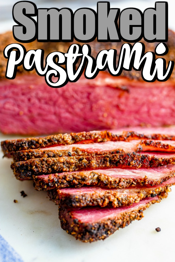 You know the Smoked Pastrami you get from the deli? Well, now you can make it for yourself at home, and it's fantastic!