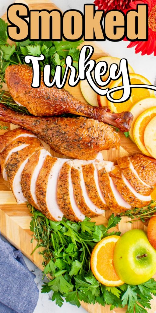 This smoked turkey recipe is perfect for Thanksgiving, Christmas, or any time. The smoky flavor is wonderful and the gravy is the topper to the fabulous entree.