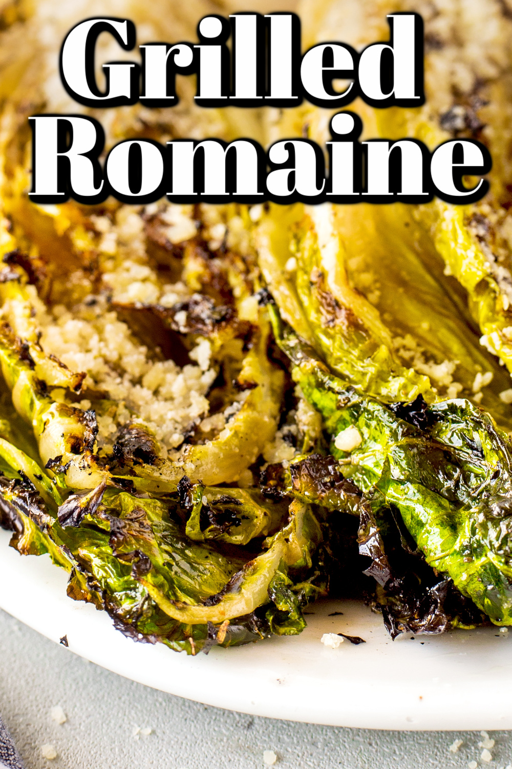 Grilled Romaine Lettuce might be a little unusual, but it is a special dish that I know you will love!