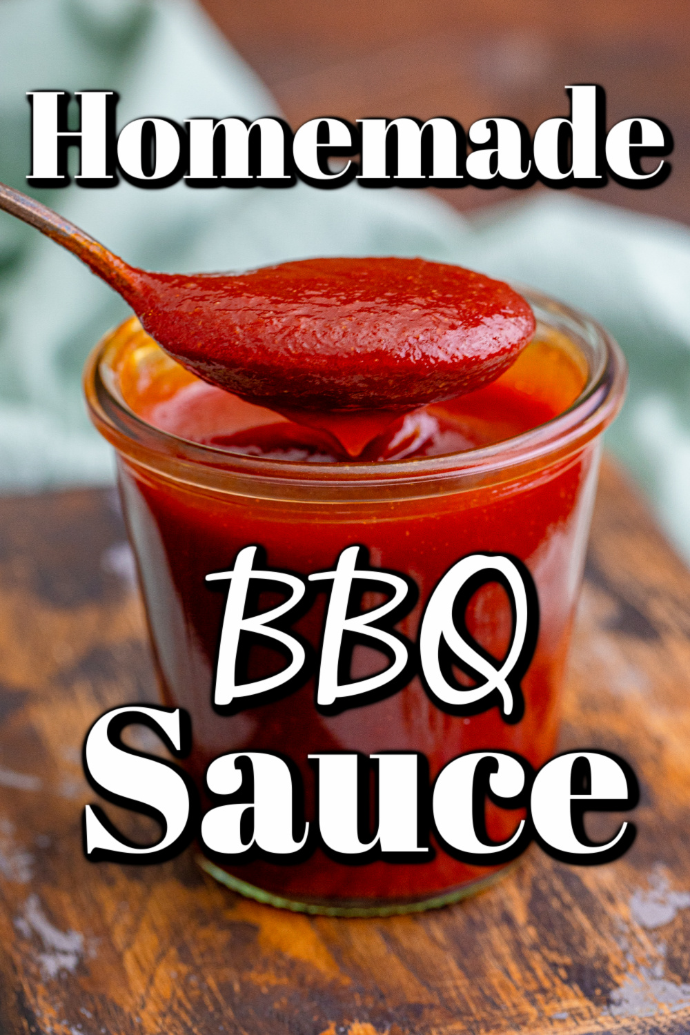 Homemade BBQ Sauce is so easy to prepare and wonderfully tasty! You are going to wonder why you have been buying store bought all these years!